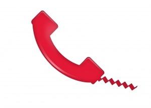 Transcribing a phone call