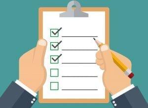 Your mailshot checklist