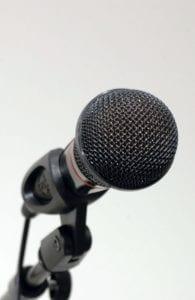Press conference transcription