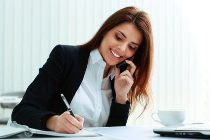 Secretarial services from Fingertips