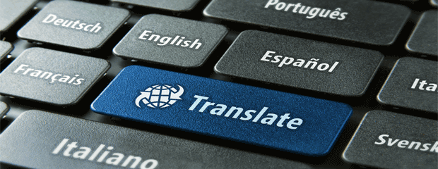 Translation software vs human transatlion