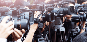 What is the best way to deal with the media?