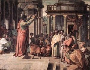 Church sermon