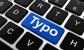 Reduce errors whilst typing