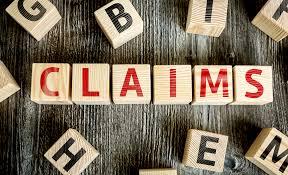 Insurance claim blocks